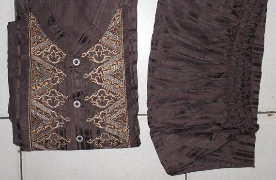 Toko Jakarta Selatan Jual Semi Gamis Berikut Celana Baju